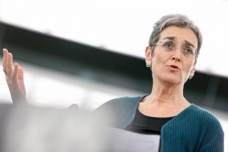 Vize-Präsidentin des Europäischen Parlaments und Grüne-Politikerin aus Österreich