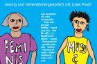 Lesung und Generationengespräch mit Luise Pusch