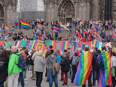 Idahobit 2019 in Köln