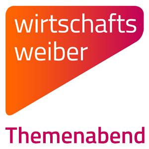Grafik Logo Wirtschaftsweiber Themenabend