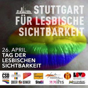 Stuttgart für lesbische Sichtbarkeit