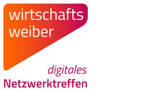 Logo Wirtschaftsweiber - digitales Netzwerktreffen