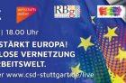 Vielfalt stärkt Europa! Vernetzung in der Arbeitswelt