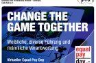 Equal Pay Day BWP-Club Köln: Weibliche, diverse Führung und männliche Verantwortung